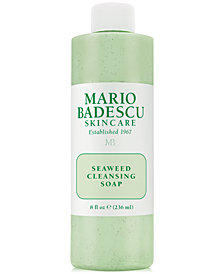 Mario Badescu Seaweed Cleansing Soap, 8-oz.