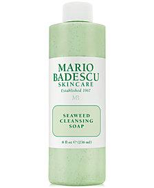 Mario Badescu Seaweed Cleansing Soap, 8-oz.