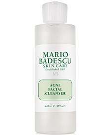 Acne Facial Cleanser, 6-oz.