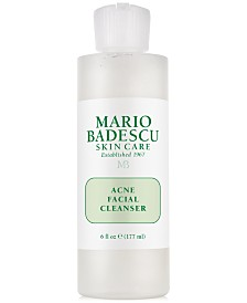 Mario Badescu Acne Facial Cleanser, 6-oz.