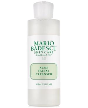 Mario Badescu Acne Facial Cleanser, 6-oz.