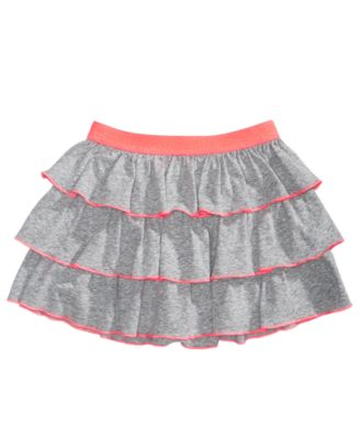 Tiered Ruffle Skirt, Toddler Girls, Created for Macy's