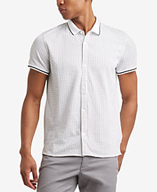 Kenneth Cole Reaction Men's Triangle-Print Shirt