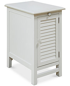 Cape May Chairside Table, Quick Ship