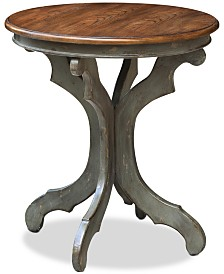 Gresham Accent Table, Quick Ship