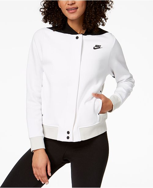Nike Sportswear Tech Fleece Destroyer Jacket - Jackets   Blazers ... c6397f4bf