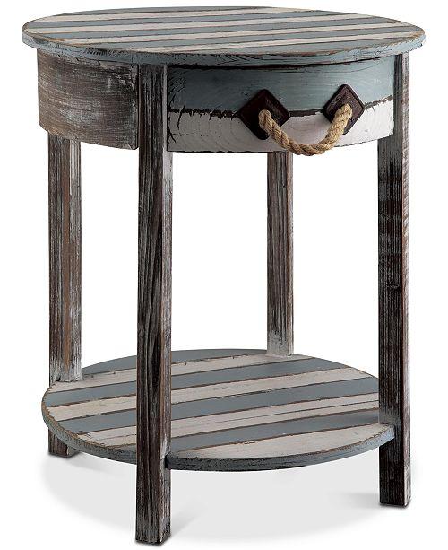 Furniture Nantucket 1-Drawer Table