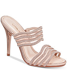 Caparros Luzy Embellished Evening Sandals