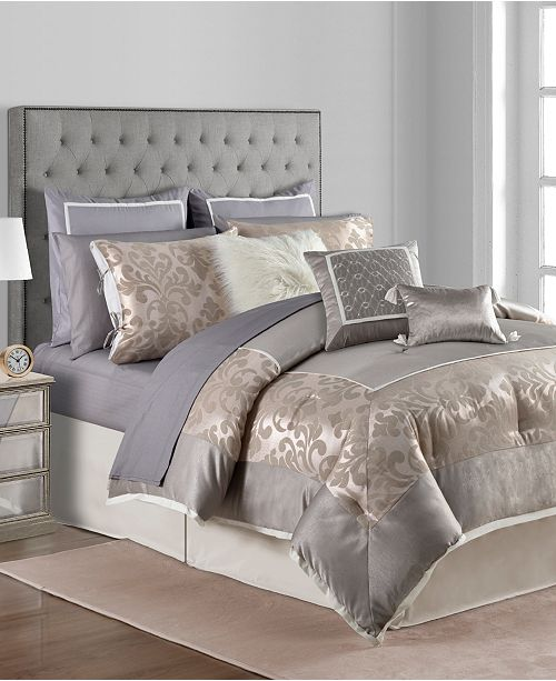 Sunham Mason 14-Pc. Comforter Sets - Bed in a Bag - Bed   Bath - Macy s 00afc353b