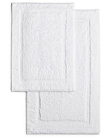 CLOSEOUT! Cotton 2-Pc. Bath Rug Set, Created for Macy's