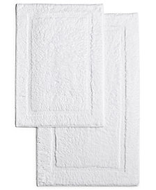 Martha Stewart Essentials Cotton 2-Pc. Bath Rug Set, Created for Macy's
