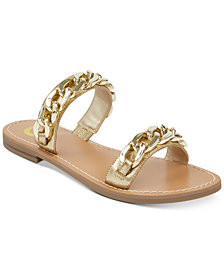 G by GUESS Tunez Flat Sandals