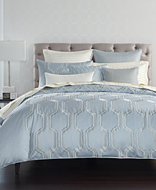 CLOSEOUT! Hotel Collection  Marquesa Duvet Covers, Created for Macy's