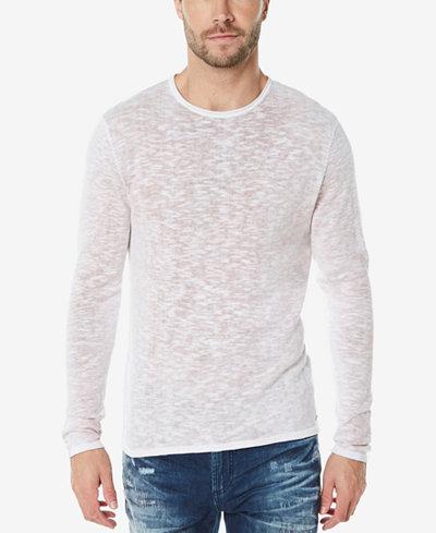 Buffalo David Bitton Men's Heathered Sweater