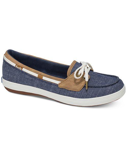 Keds Women's Ortholite Glimmer Fashion Sneakers Women's Shoes x0r2TCP4