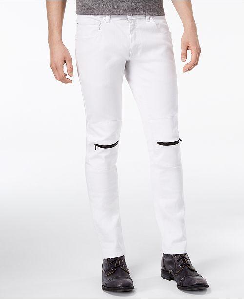 ece6c24b4130 INC International Concepts I.N.C. International Concepts Men s Skinny-Fit  Stretch Jeans