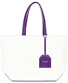 Receive a Complimentary Tote Bag with any large spray purchase from the Calvin Klein Euphoria Women's fragrance collection