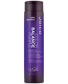 Joico Color Balance Purple Shampoo, 10.1-oz., from PUREBEAUTY Salon & Spa