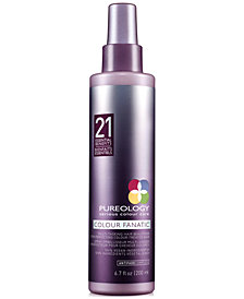 Pureology Colour Fanatic Multi-Tasking Hair Beautifier, 6.7-oz., from PUREBEAUTY Salon & Spa