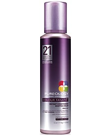 Colour Fanatic Instant Conditioning Whipped Cream, 4-oz., from PUREBEAUTY Salon & Spa