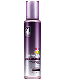 Pureology Colour Fanatic Instant Conditioning Whipped Cream, 4-oz., from PUREBEAUTY Salon & Spa