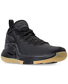 Nike Men's LeBron Witness II Basketball Sneakers from Finish Line