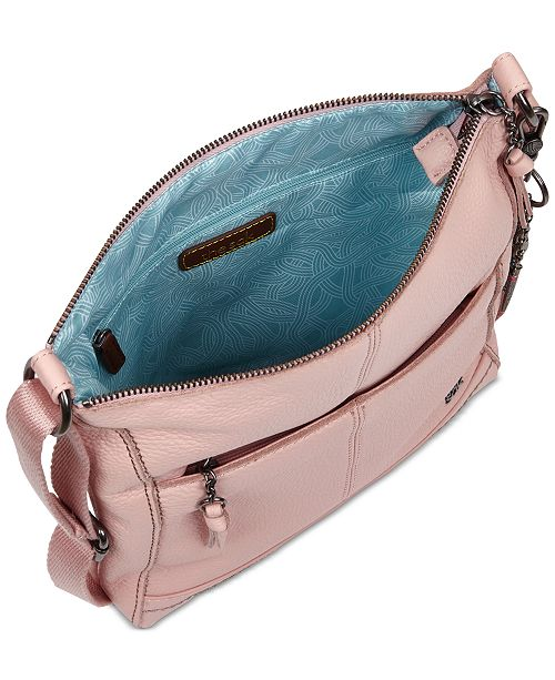 189b77e6746 The Sak Lucia Leather Crossbody - Handbags   Accessories - Macy s