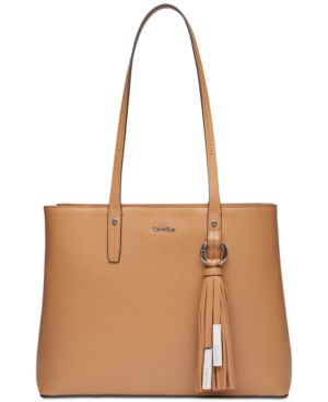 MAGGIE LEATHER SMALL TOTE