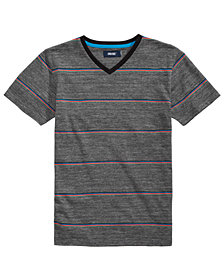 Univibe Max Striped T-Shirt, Big Boys