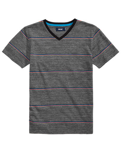 Univibe Max Striped T-Shirt, Big Boys