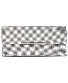 INC Hether Shiny Mesh Clutch, Created for Macy's