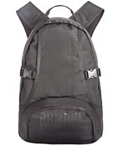 Armani Exchange Men's Nylon Backpack