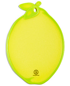 Martha Stewart Collection Lemon Cutting Board, Created for Macy's