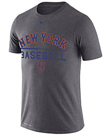 Nike Men's New York Mets Dry Practice T-Shirt