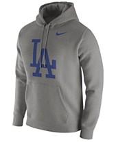 e5bf58c5c1efc6 Nike Men s Los Angeles Dodgers Franchise Hoodie