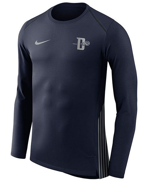 outlet store 73c78 e688b Nike Men's Detroit Pistons City Edition Shooting Shirt ...