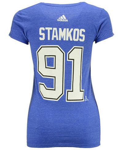 adidas Women's Steve Stamkos Tampa Bay Lightning Player T-Shirt