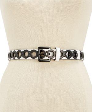 Steve Madden Grommet Belt 5531077