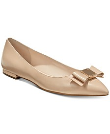 Cole Haan Tali Bow Skimmer Flats