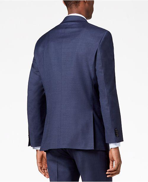Men's Modern Fit TH Flex Stretch Suit Jacket