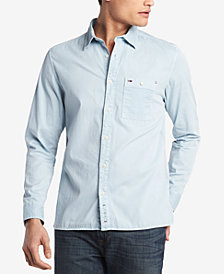 Tommy Hilfiger Denim Men's Samuel Shirt