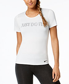 Nike Pro Dri-FIT Graphic Top