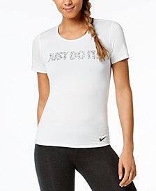 Nike Pro Dri-FIT Graphic Top