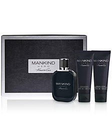 Kenneth Cole Men's 3-Pc. Mankind Hero Gift Set