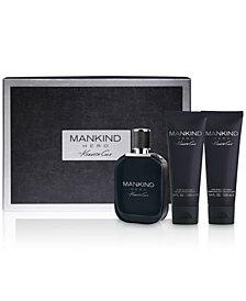 Kenneth Cole Men's 3-Pc. Mankind Hero Gift Set