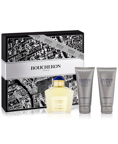 Boucheron Men's 3-Pc. Jaïpur Homme Gift Set