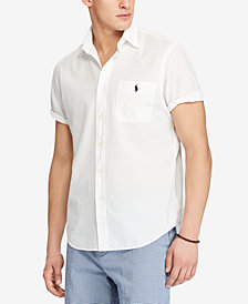 Polo Ralph Lauren Men's Big & Tall Classic Fit Sport Shirt