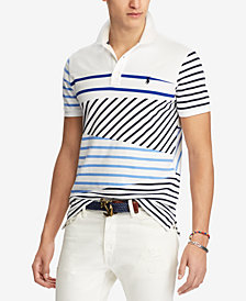Polo Ralph Lauren Men's Contrast Piqué Polo