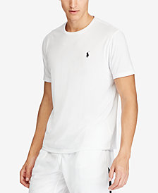 Polo Ralph Lauren Men's Big & Tall Perforated T-Shirt