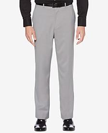 Portfolio Classic-Fit No Iron Nailhead  Men's Dress Pants